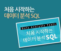 처음 시작하는 데이터 분석, SQL