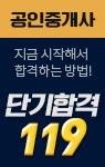 공인중개사 단기합격 119