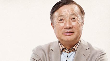 중국의 통신 굴기, 런정페이 : 화훼이