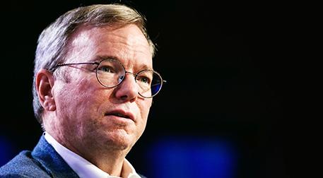 스타트업 구글을 글로벌 대기업으로 만들어낸 리더, 에릭 슈밋 : 구글