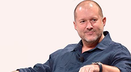 애플 디자인의 그루, 조너선 아이브 : 애플