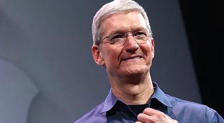 애플의 새로운 리더, 팀 쿡 : 애플