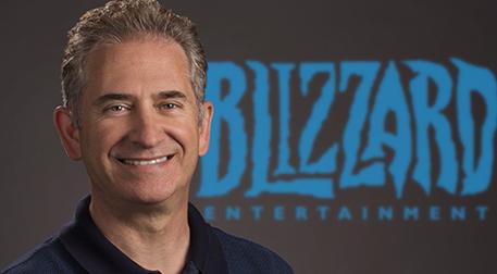 전 세계 게임 덕후들의 생산자, 마이크 모하임 : 블리자드