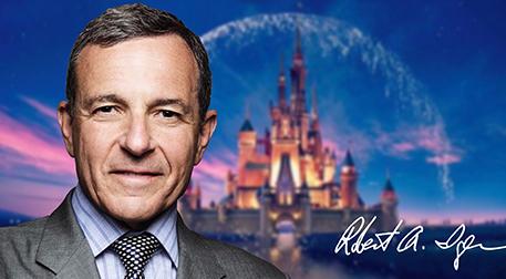 디즈니 제국 제2의 전성기 , 밥 아이거 : 디즈니