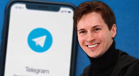 모바일 메신저, 파벨 두로프 : 텔레그램