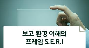 보고 환경 이해의 프레임 S.E.R.I
