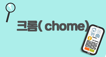 크롬( chome)