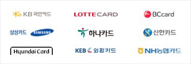 kb국민카드, 롯데카드, bccard, 삼성카드, 하나카드, 신한카드, 현대카드, keb 외환카드, nh농협카드